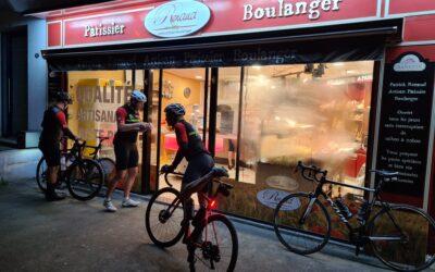 Dag 5 Team Tour To France