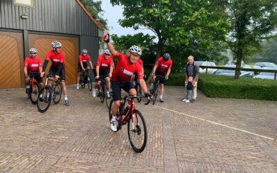 Dag 1 Team Tour To France