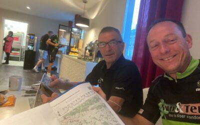 Dag 4 Team Tour To France
