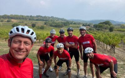 Team Tour To France dag 10