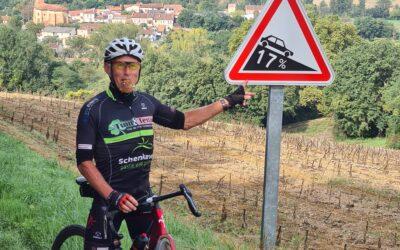 Team Tour To France dag 15