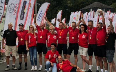 Team Tour To France dag 16